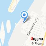 Инвест-Строй на карте Астрахани