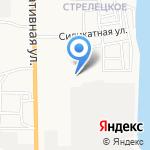 Управление Астраханмелиоводхоз на карте Астрахани