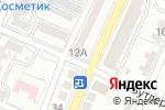 Схема проезда до компании Пивмаг в Астрахани