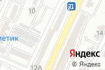 Схема проезда до компании Северо. Восток. Золото-Сервис в Астрахани