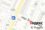 Схема проезда до компании Инфлот-Астрахань в Астрахани