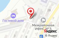 Схема проезда до компании Сеть центров бухгалтерских и юридических услуг в Астрахани