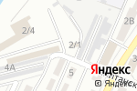 Схема проезда до компании Гера К в Астрахани