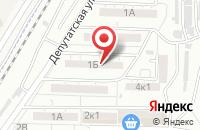 Схема проезда до компании Армира в Астрахани