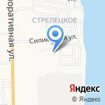 Общеобразовательная школа-интернат №2 на карте Астрахани
