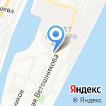 Межрайонная инспекция Федеральной налоговой службы России №5 по Астраханской области на карте Астрахани