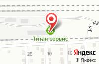 Схема проезда до компании Генерал в Астрахани