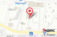 Схема проезда до компании Нимет в Астрахани
