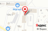 Схема проезда до компании Восточный кондитер в Астрахани