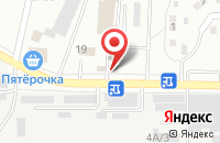 Схема проезда до компании Eat the meat в Астрахани