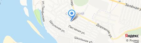 Магнит Косметик на карте Астрахани