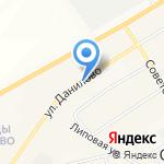Сервисный центр на карте Йошкар-Олы