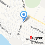Master kick на карте Астрахани