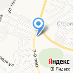 АВТО-ЛИДЕР на карте Астрахани