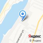 Лаборатория экспериментального судостроения на карте Астрахани