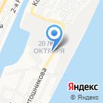 Фотоцентр на карте Астрахани