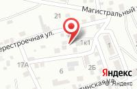 Схема проезда до компании Мастерская по изготовлению одежды для рыбалки в Астрахани
