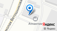 Компания Астра-Века на карте