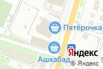 Схема проезда до компании Воблер в Астрахани