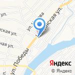 Мастер на карте Астрахани