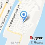 Производственно-торговая фирма на карте Астрахани