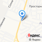 Beer grad на карте Астрахани
