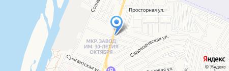 Планета пива на карте Астрахани