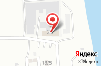 Схема проезда до компании Сардоникс в Астрахани