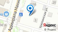 Компания Унистрой на карте