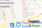 Схема проезда до компании Марий Эл-Фармация в Йошкар-Оле