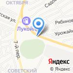 Строительный магазин на карте Астрахани
