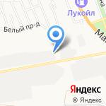 SAVBERGER на карте Астрахани