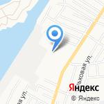 Астраханский центр по гидрометеорологии и мониторингу окружающей среды на карте Астрахани