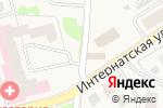 Схема проезда до компании Вероника в Йошкар-Оле