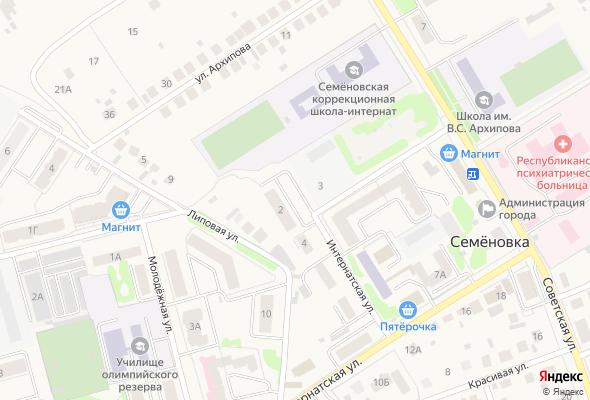 продажа квартир ул. Интернатская
