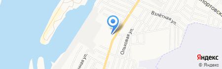 КОМПАНИЯ АНКЕР на карте Астрахани