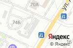 Схема проезда до компании Росинка в Астрахани