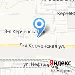 Гарант-Сервис на карте Астрахани