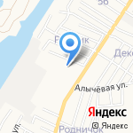 Центр доктора Бубновского на карте Астрахани