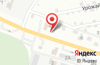 Схема проезда до компании Экспресс-кафе в Карагали