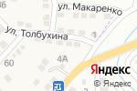 Схема проезда до компании Автомобиль 24 в Астрахани