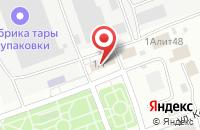 Схема проезда до компании АсПак в Астрахани