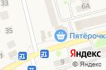 Схема проезда до компании Банкомат, Россельхозбанк в Знаменском