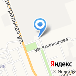 Наримановский районный отдел судебных приставов г. Астрахани на карте Астрахани