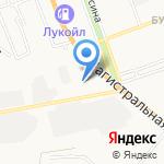 Профессиональное училище на карте Астрахани