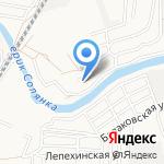 Транссигнал на карте Астрахани