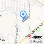 Детский сад №120 на карте Астрахани