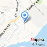 АриВер на карте Астрахани