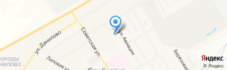 Тамара на карте Йошкар-Олы