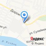 Агрофарт на карте Астрахани